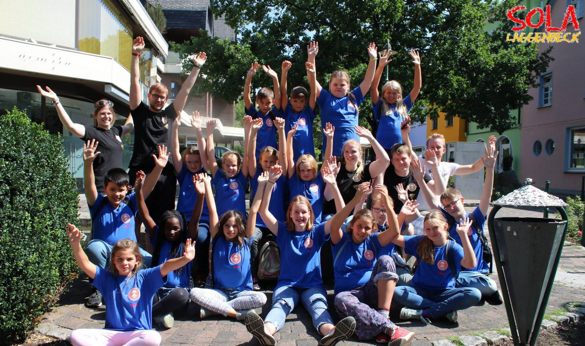 Sommerlager Laggenbeck